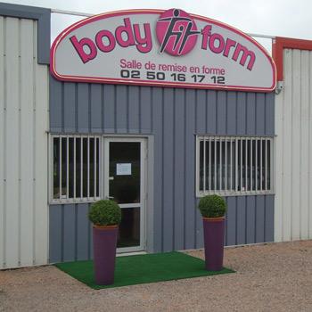 Body Fit Fotm